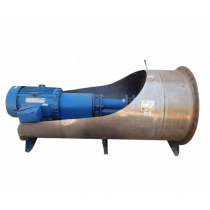 Used Spencer Turbine Company Centrifugal Blower 15 HP 3545 RPM 460 Volt