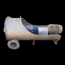 Used Spencer Turbine Company Centrifugal Blower 15 HP Model C-1510-H-MOD
