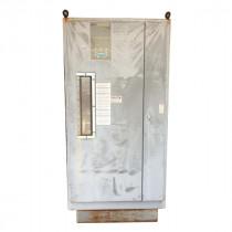 Used Transfer Switch 600 Amp Cummins Onan Model BTPCD-5701400 480 Volt 3 Phase