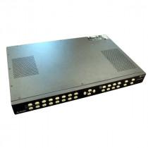 Vicon AUR2K-DC3 AurorA2000 16 Channel Digital Video Multiplexer Used