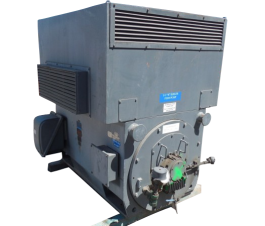 1500 Hp Teco Westinghouse Electric Motor 2300 4160 V Frame