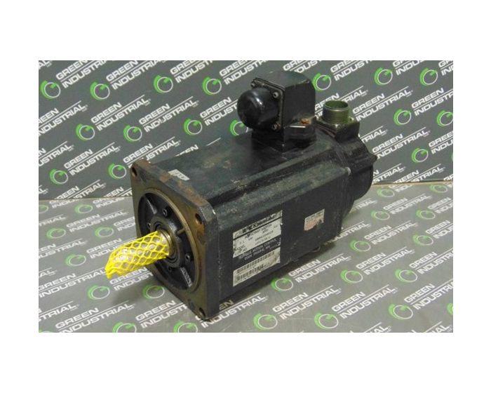 Kawasaki 68BM122HBX2R AC Servo Motor 3 1 kW 3000 RPM Used