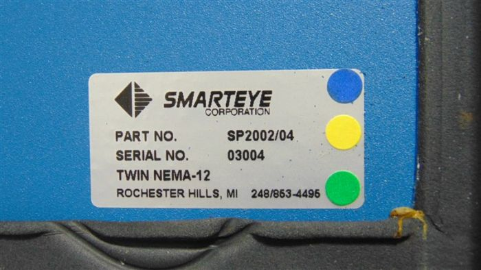 Details about  /USED Smarteye Corporation SP2002//04 Twin Control Unit