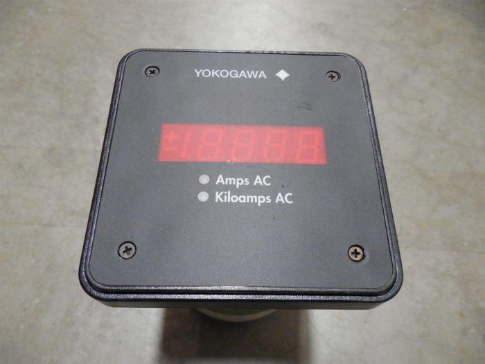 YOKOGAWA Power Series Digital tableau compteur 249304-1-AHD-0-1 3 en 1 AC Volt
