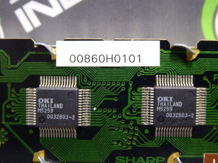 Sharp F003ICH-2 LCD Display Module LM40X2IA 00860H0101 Used