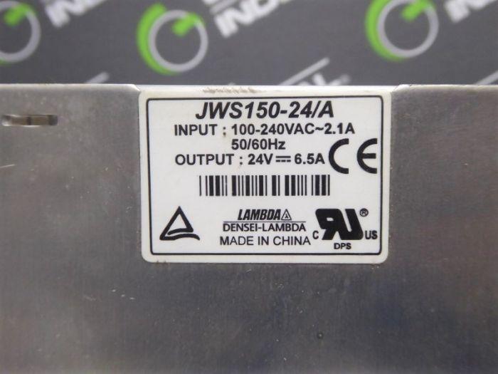 USED Densei-Lambda JWS150-24//A Power Supply Module 24VDC 6.5A