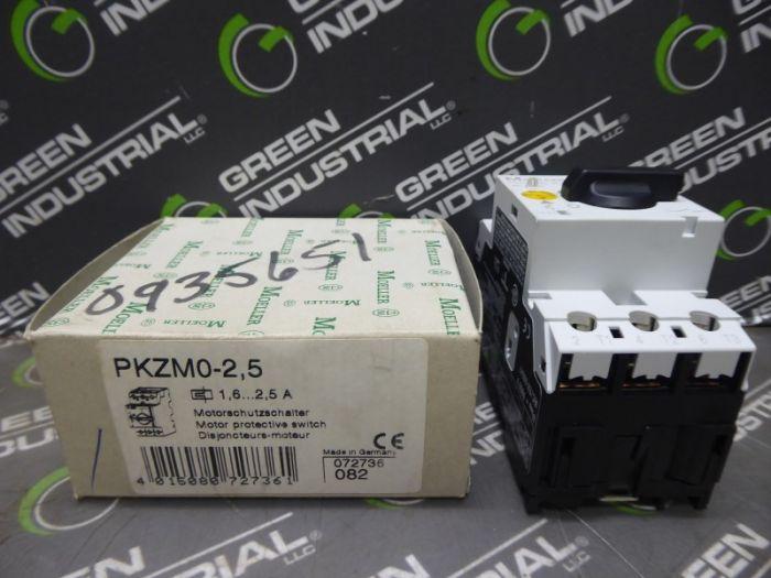Moeller PKZM0-2,5 Motorschutzschalter 1,6 .. 2,5 A