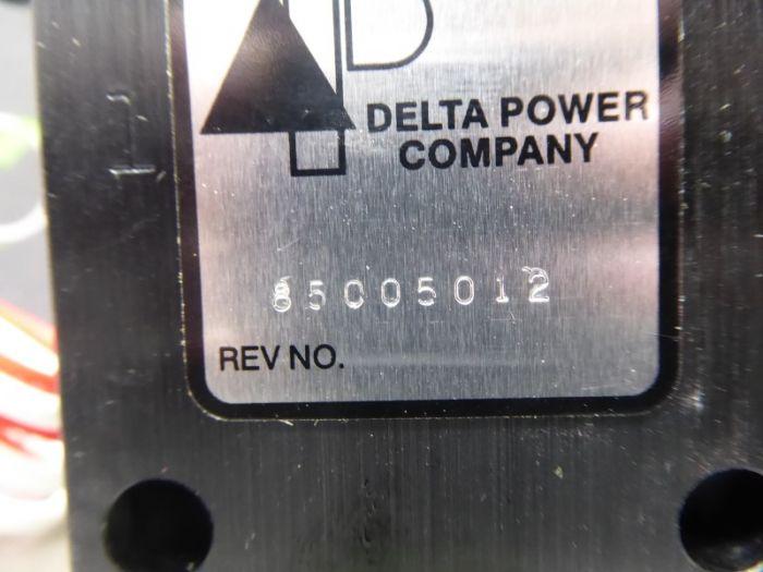 Delta Power Company 85005012 Solenoid Valve 110 Volt Used